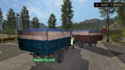 Russia GaZ Pak Farming Simulator 2017