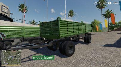 «GOSA» для Farming Simulator 2019
