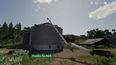 «GrainSilo» mod FS 19