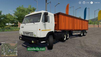 kamaz-53212 mod FS 19