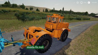 Скриншот мода «Kirovets K701»