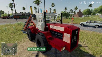 КировецK-710 для Farming Simulator 2019