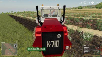 k710 в игре Farming Simulator 2019