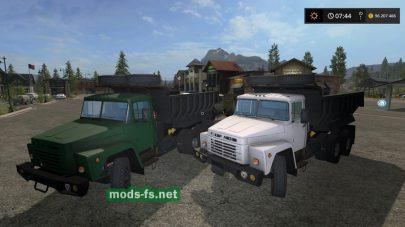КРАЗ-250 в FS 17