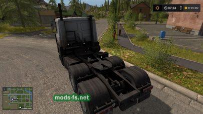 МАЗ-6422 в игре FS 17