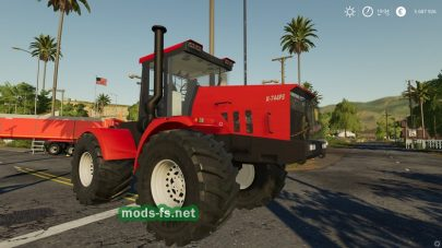 К-744 Р3 для Farming Simulator 2019