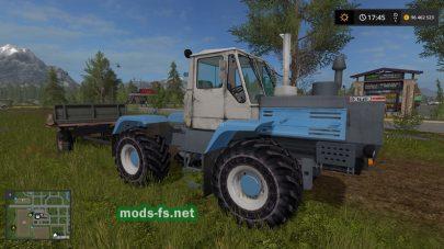 t150k для FS 17