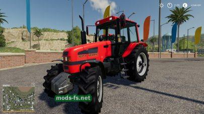 Мод трактора МТЗ 1221.4
