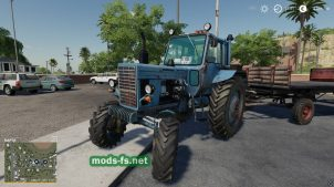 МТЗ-82 mod