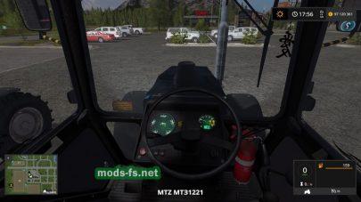 МТЗ-1221 для игры FS 2017