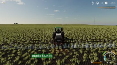 OP-2000 для Farming Simulator 2019