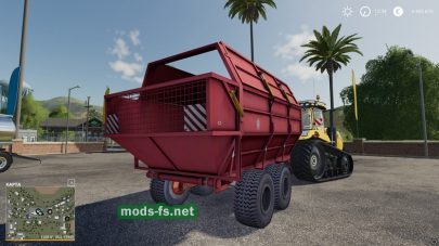 PTS-30 mods