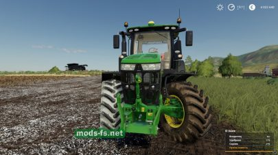 RealDirtColor для Farming Simulator 2019