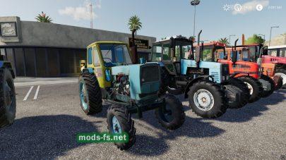 Пак тракторов для FS 2019