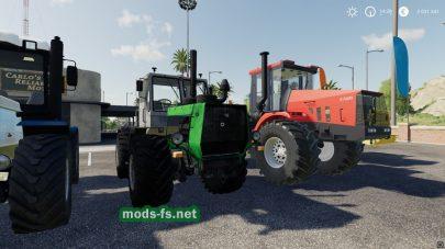 Советские трактора для Farming Simulator 2019