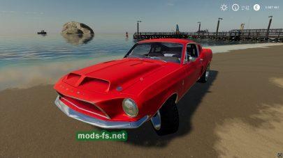 Mustang V8 Flathead в игре FS 2019