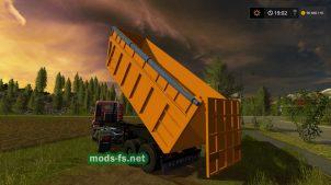 TRAILER MAZ 950600-030