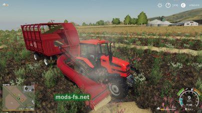 FurashirPack для Farming Simulator 2019