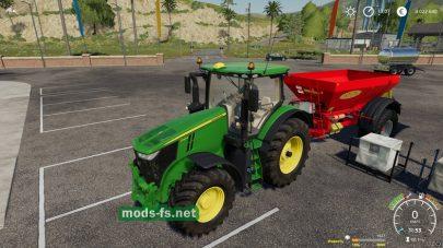 Скриншот мода «VehiclefruitHud»