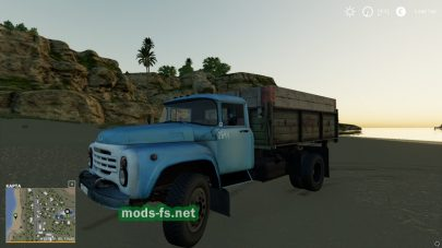 zil-130 для FS 19