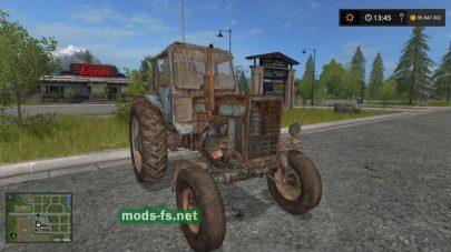 MTZ-52 для игры FS 2017