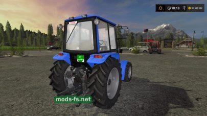 BELARUS 820.3 для Farming Simulator 2017