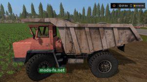 Мод самосвала БЕЛАЗ-540