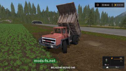 belaz-540