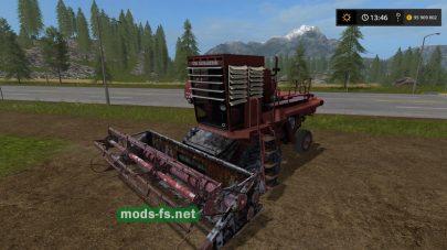 «BestPackCombines» для Farming Simulator 2017