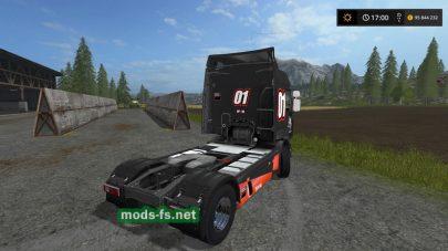 Скриншот мода «RenaultRacing»