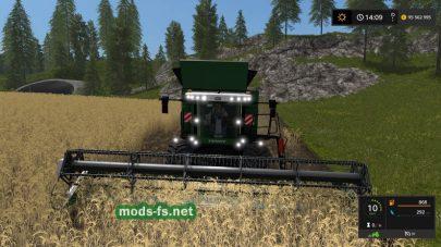 Скриншот мода «Fendt9460 R»