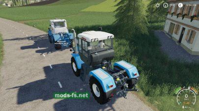 Follow Me для Farming Simulator 2019