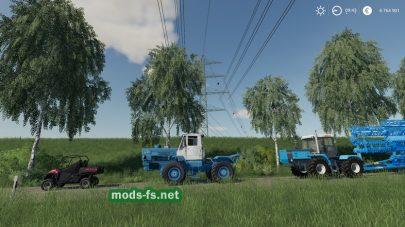 Мод «Следуй за мной» для Farming Simulator 2019