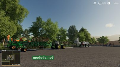 «MercuryFarms» для Farming Simulator 2019