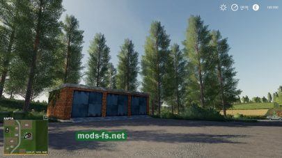 «MercuryFarms» mod