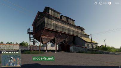 «Село Ягодное» для игры FS 19