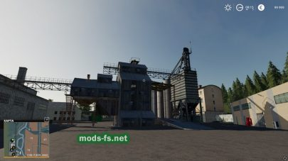 «RPkolhozevo» для Farming Simulator 2019