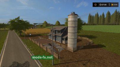 Завод в игре FS 17
