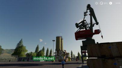 Мод на небольшую карту для Farming Simulator 2019