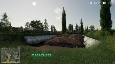 Мод русской карты для Farming Simulator 2019