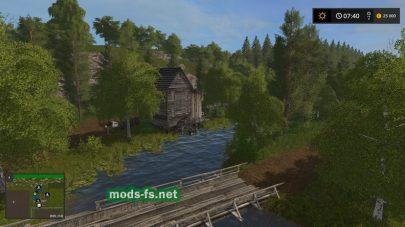 «Регион18» в игре Farming Simulator 2017