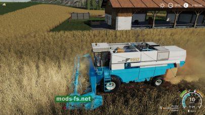 «FortschrittE516Harvester» для игры FS 2019