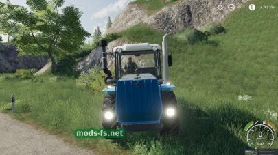 Мод на трактор HTZ-17221-21