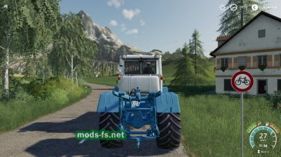 ХТЗ Т150К для Farming Simulator 2019