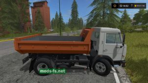 kamaz-43255 mod
