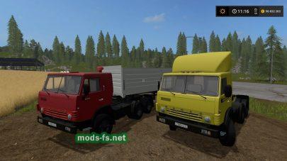 КамАЗ-5410 для FS 2017