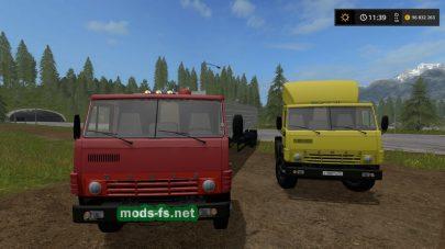 kamaz-5410 mod FS 17