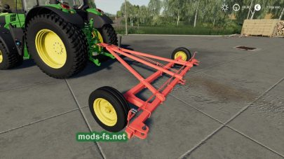 PACK KPE-3.8 AND HITCH V1.3