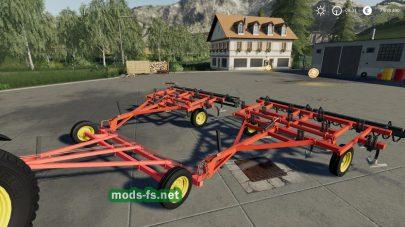 КПЭ-3.8 в игре Farming Simulator 2019