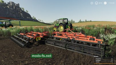 KPE-3.8 для Farming Simulator 2019